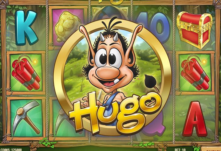 Игровой автомат hugo где дают фрибеты за регистрацию в игровых автоматах