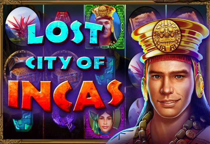 Lost City of Incas