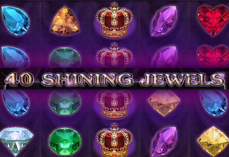 40 Shining Jewels