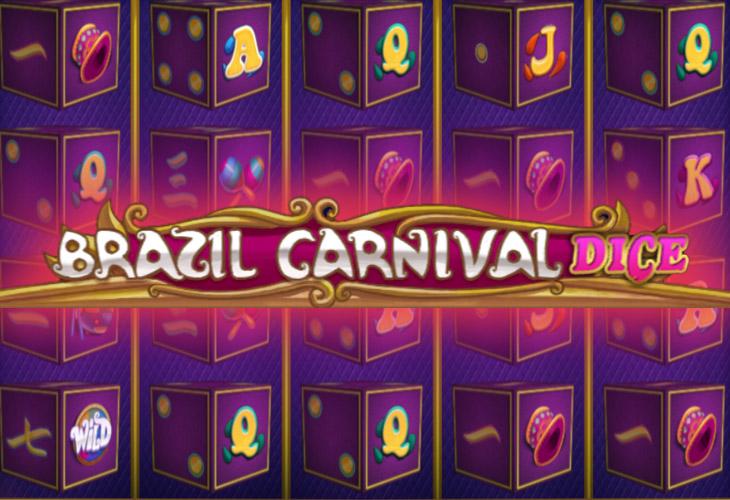 Brazil Carnaval Dice