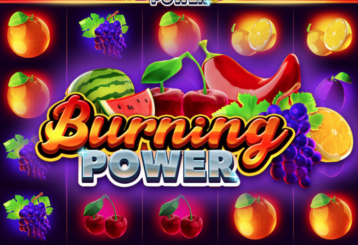 Burning Power