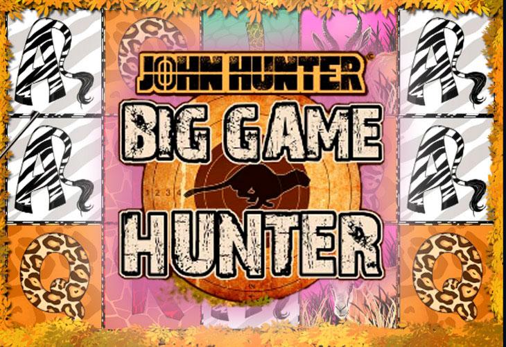John Hunter: Big Bame Hunter