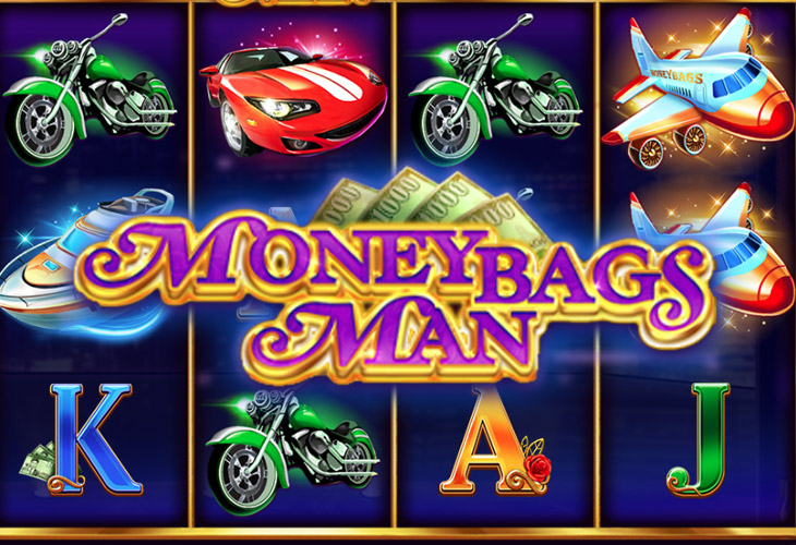 Moneybags Man