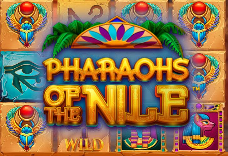 Pharaohs Of The Nile
