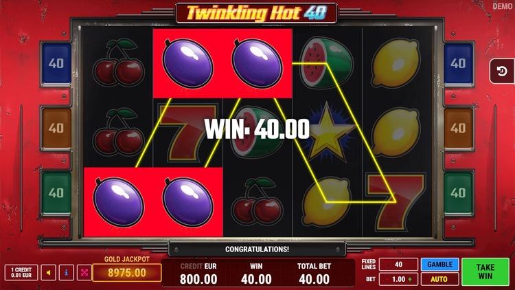 Выигрыш в автомате