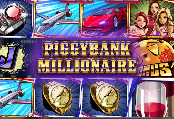 Piggy Bank Millionaire