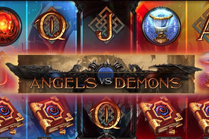 Ангелы и демоны игровые автоматы игровой автомат бриллиантовое трио