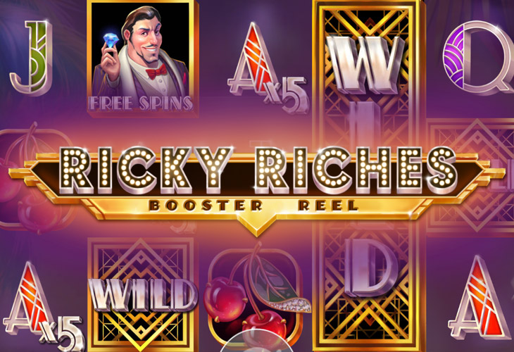 Ricky Riches – Booster Reel