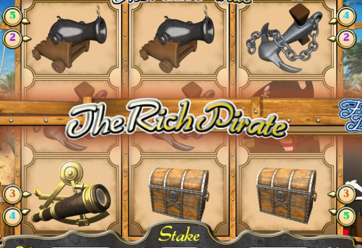 Rich Pirate