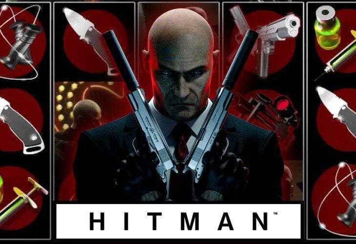 Hitman хитман игровой автомат ставок