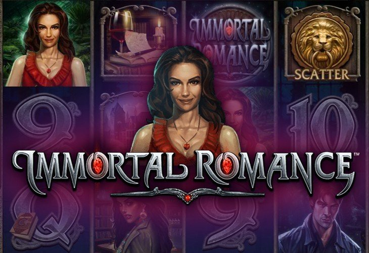 Immortal romance иммортал романс игровой автомат