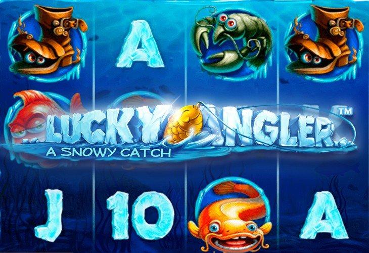 Lucky angler счастливый рыболов игровой автомат условия