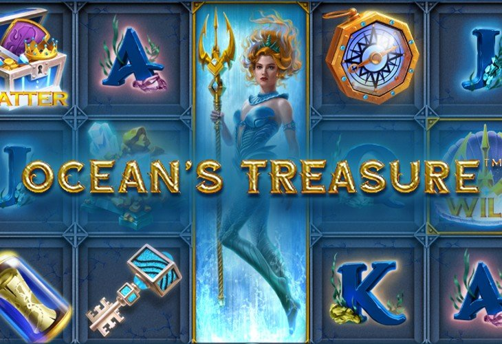 ocean treasure игровой автомат