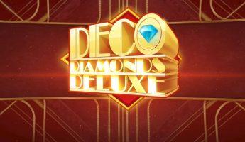 Microgaming выпустила игровой автомат Deco Diamonds Deluxe