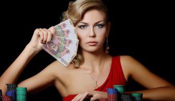 Женщины зарабатывают на азартных играх больше, чем мужчины