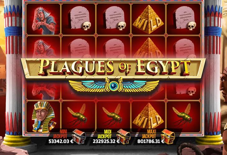 Plagues Of Egypt