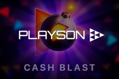 Playson создал Cash Blast