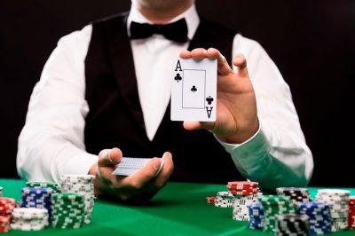 Бывший дилер казино онлайн казино в японии