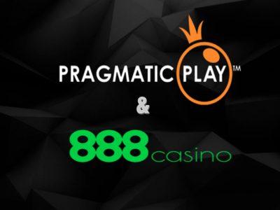 888 Holdings заключил контракт с Pragmatic Play