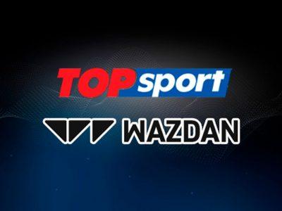 Wazdan и TOPsport объявили о партнерстве
