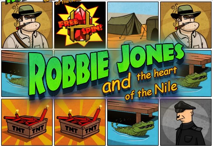 Robbie Jones