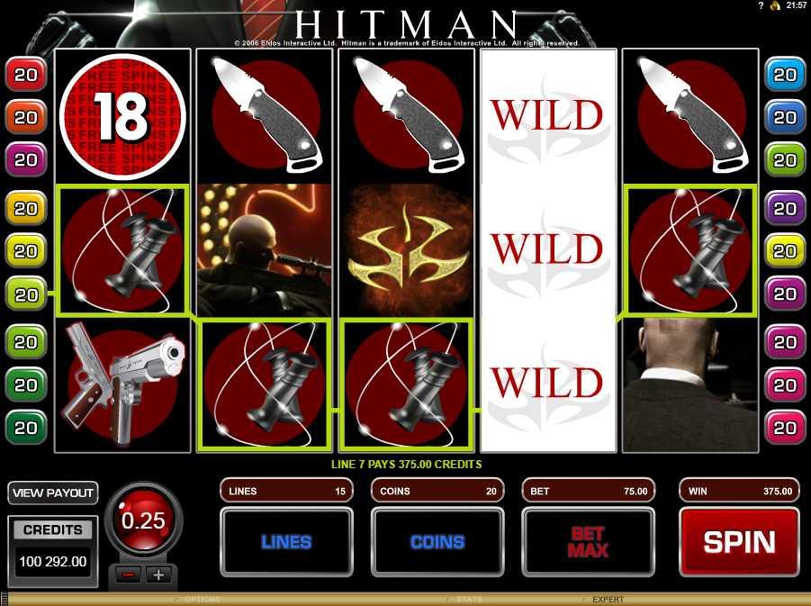 Хитман игровые автоматы игровые автоматы онлайн найти