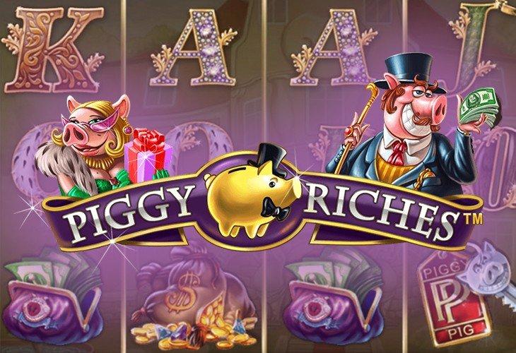 Piggy riches игровой автомат автоматы игровые i пираты карибского моря