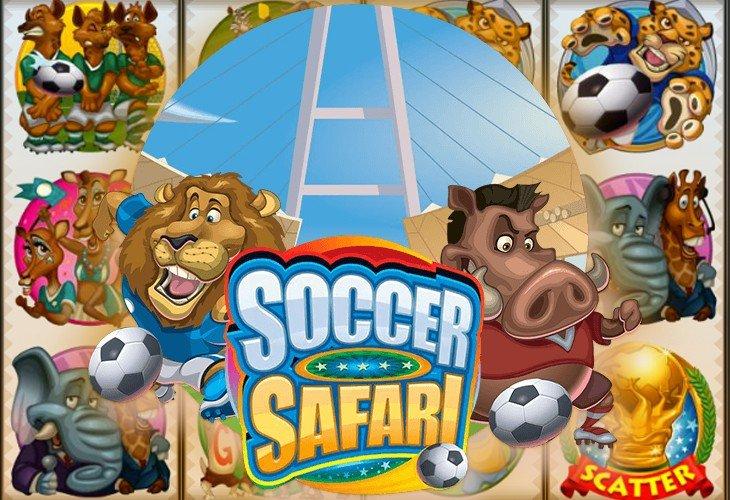 Игровой автомат soccer safari игровые автоматы с бездепозитным бонусом 5000