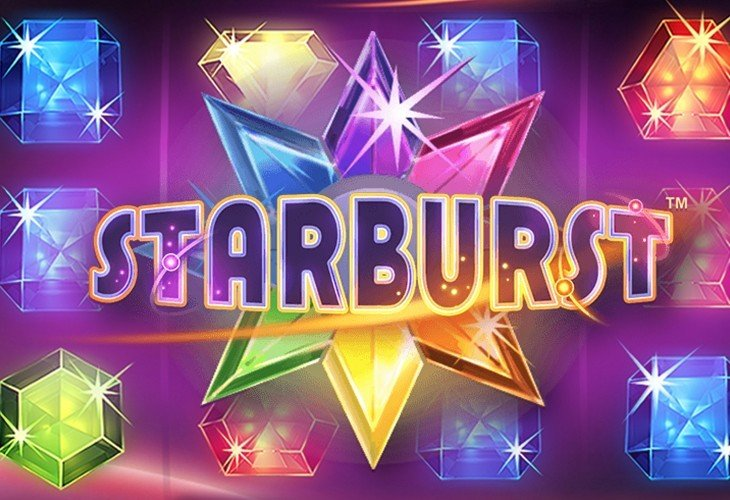 Starburst (Звезда) — игровой автомат, играть в слот бесплатно, без  регистрации