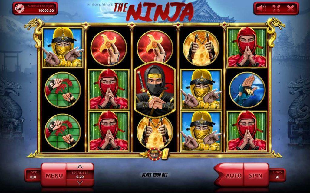 Мем the ninja ниньзя игровой автомат могилев