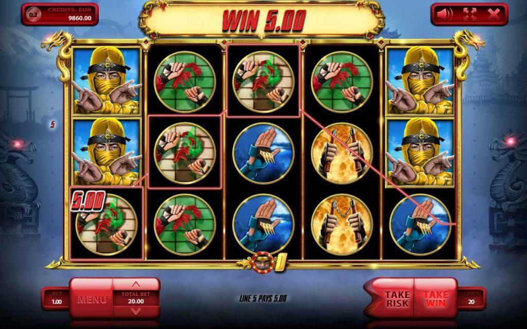 Игровые автоматы игра ниньзя хельсинки гранд казино
